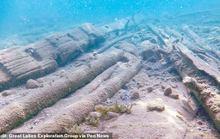 Mỹ: Tìm thấy con tàu bị nguyền rủa sau 350 năm mất tích