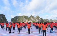 Hôm nay bắt đầu các hoạt động Ngày Quốc tế Yoga
