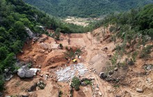 Diễn biến nóng vụ cắt đôi núi Thị Vải ở Bà Rịa- Vũng Tàu