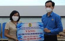 Đà Nẵng: Tặng quà công nhân KCN An Đồn, Thọ Quang