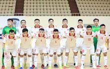 Việt Nam gặp khó tại VCK FIFA Futsal World Cup