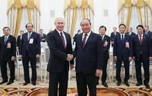 Chủ tịch nước Nguyễn Xuân Phúc gửi thư tới Tổng thống Nga Vladimir Putin