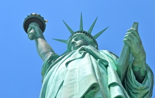 Pháp gửi Tượng Nữ thần Tự do thứ hai đến Mỹ nhân ngày Độc lập
