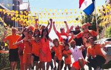Hà Lan tăng nhiệt với Euro