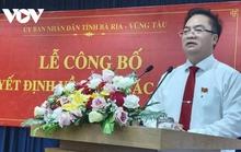 Ông Hoàng Vũ Thảnh giữ chức Chủ tịch UBND TP Vũng Tàu
