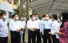 Bí thư Đinh Tiến Dũng nói về nhiều vấn đề nóng của Hà Nội
