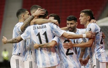 Thắng nhàn nhã Paraguay, Argentina giành vé tứ kết Copa America