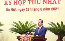 Bầu các chức danh lãnh đạo chủ chốt của HĐND, UBND thành phố Hà Nội