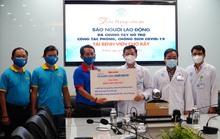 Chương trình Tổ quốc cần, cả nước chung tay: Tiếp sức các bệnh viện tuyến cuối của TP HCM
