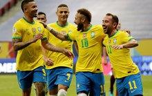 Khó cản nhịp Samba
