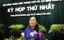 Bà Nguyễn Thị Lệ tái đắc cử Chủ tịch HĐND TP HCM
