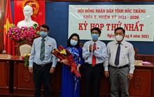 Bà Hồ Thị Cẩm Đào được bầu làm Chủ tịch HĐND tỉnh Sóc Trăng