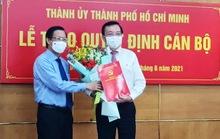 Ông Lê Hồng Sơn giữ chức Phó Trưởng Ban Tuyên giáo Thành ủy TP HCM