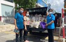 Giúp công nhân vượt khó trong đại dịch