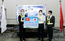 Nhật Bản viện trợ thêm 1 triệu liều vắc-xin Covid-19 cho Việt Nam