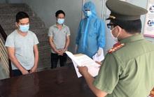Ninh Thuận bắt giữ 2 bị can tổ chức cho người Trung Quốc nhập cảnh trái phép