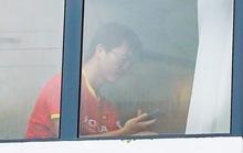 Đội tuyển Việt Nam xin ở lại khách sạn thêm 7 ngày thay vì về nhà