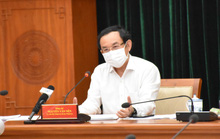 Bí thư Thành ủy TP HCM: Mở chiến dịch cao điểm truy vết, xét nghiệm tìm F0