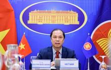 Quan chức cao cấp Diễn đàn khu vực ASEAN nhấn mạnh nguyên tắc kiềm chế ở Biển Đông