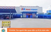 Truy tìm những người từng đến siêu thị Mega Market An Phú TP Thủ Đức