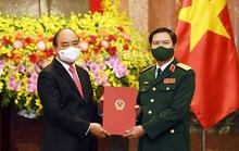 Chủ tịch nước trao quyết định bổ nhiệm tân Tổng Tham mưu trưởng