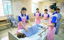 Đề nghị tiếp tục đưa thực tập sinh hộ lý sang Nhật Bản