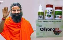 """Bậc thầy yoga bị kiện vì quảng cáo """"thần dược"""" trị Covid-19"""