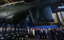 Nga thử nghiệm siêu tàu ngầm lớn nhất thế giới