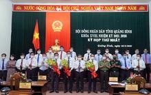 Ông Trần Thắng tái đắc cử Chủ tịch UBND tỉnh Quảng Bình