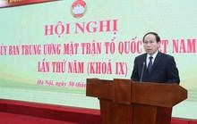 Ủy ban Trung ương MTTQ Việt Nam có tân Phó chủ tịch - Tổng Thư ký 52 tuổi