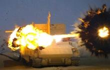Xe tăng mới của Anh phá tên lửa đối phương bằng hàng ngàn viên đạn cực nhỏ