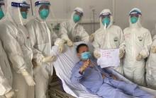 Nam bệnh nhân Covid-19 ở tâm dịch được cứu sống ngoạn mục