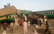 Hai tàu cao tốc Pakistan đâm nhau, thương vong la liệt