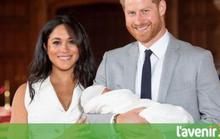 Vợ chồng Hoàng tử Harry đặt tên đặc biệt cho con gái mới sinh