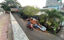 Hàng ngàn ngôi nhà chìm dưới mặt đường ở TP HCM