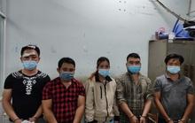 Kẻ cướp táo tợn chích điện cô gái để cướp xe ở quận Bình Tân
