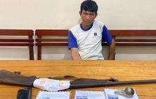 """Mang ma túy, rút súng, lựu đạn đòi """"ăn thua"""" với công an khi bị vây bắt"""