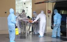 Chiến sĩ công an mắc Covid-19 chuyển sang Bệnh viện Chợ Rẫy điều trị, đặt ECMO