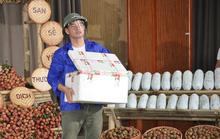 Xuân Bắc livestream bán nông sản, chốt hơn 4.000 đơn trong vòng 1 giờ