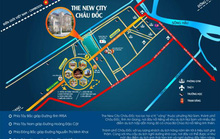 Hệ thống tiện ích phong phú tại The New City Châu Đốc
