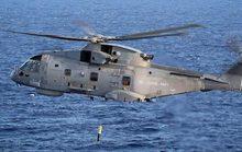 Xem cách trực thăng Anh săn tàu ngầm Nga