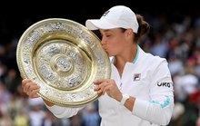 Ashleigh Barty đăng quang ngôi hậu Wimbledon 2021