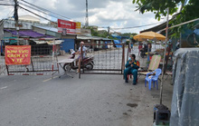 TP HCM: Quận Bình Tân tiếp tục phong tỏa một phần ở 3 khu phố thuộc phường An Lạc