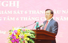 Kỷ luật 100 cấp ủy viên các cấp với 724 đảng viên ở Hà Nội