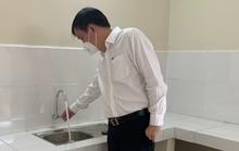 Sawaco: Đảm bảo nguồn nước cung cấp cho Khu cách ly tập trung, Bệnh viện dã chiến điều trị Covid-19