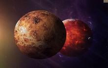 Đêm nay, Việt Nam quan sát được 2 hành tinh nhập một