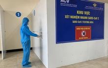 Khánh Hòa: Miễn phí xét nghiệm SAR-CoV-2 cho khách tại Sân bay Cam Ranh