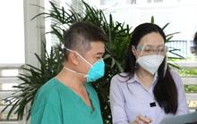 Đoàn bác sĩ Bệnh viện Chợ Rẫy nhận nhiệm vụ tại Trung tâm Hồi sức bệnh nhân Covid-19
