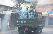 Quân đội huy động 1.333 xe vận chuyển 113 triệu liều vắc-xin Covid-19