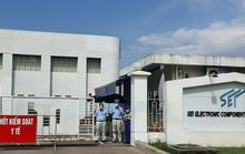 Sau sốt, ho và rát họng, 6 công nhân dương tính SARS-CoV-2